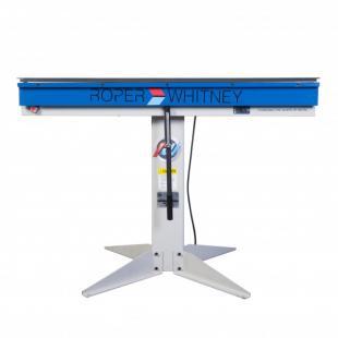 Brakes Magnetic Sheet Metal Bending Hweiss Machinery