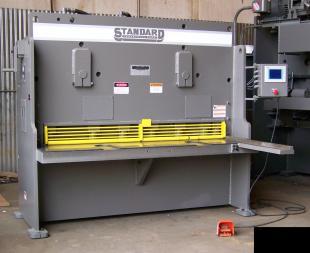 Standard Industrial As250 10 Hydraulic Shear