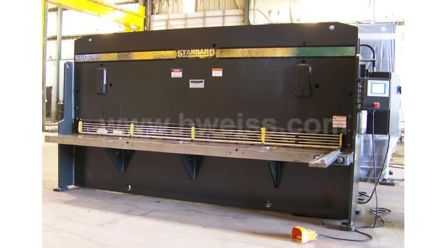Standard Industrial AS250-12 Hydraulic Shear