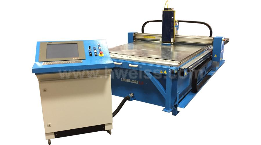 Lockformer Vulcan Laser-Max 1.5 System