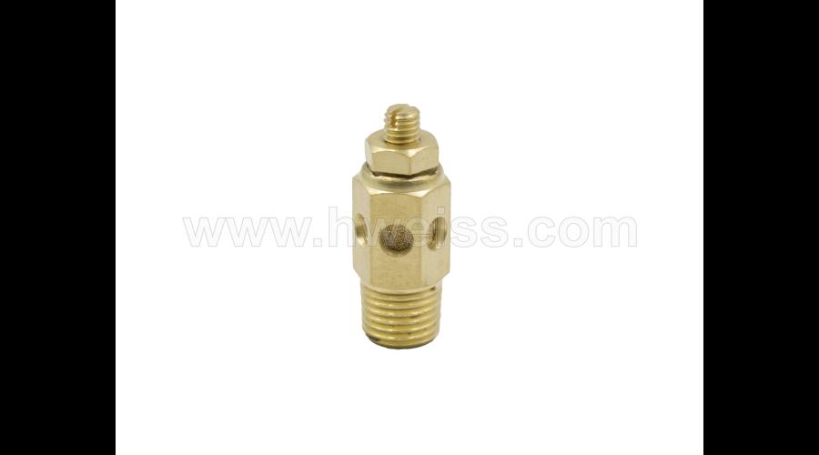 DD-17244 Quick Exhaust Muffler (Order New Part No. 17356)