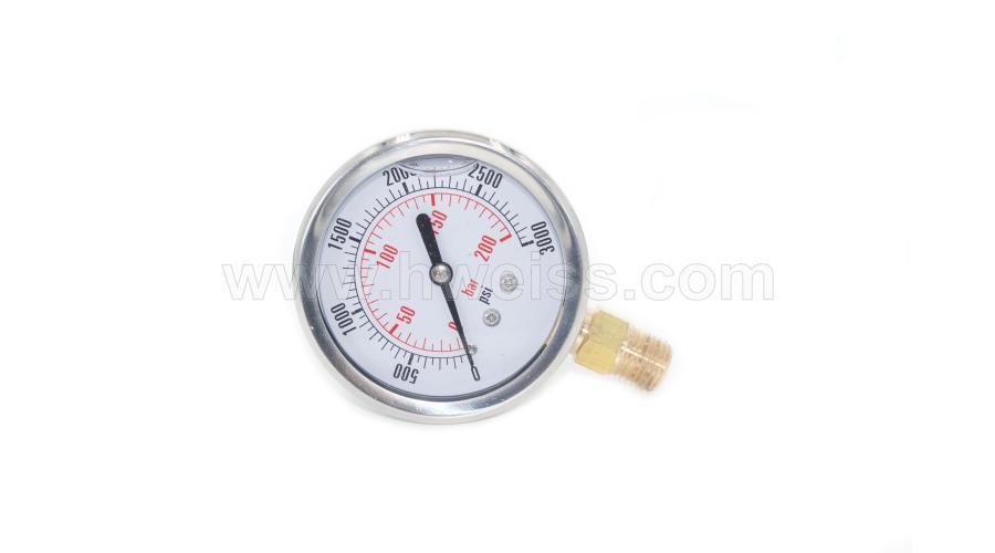 RD-00740 Pressure Gauge (RD10/15)