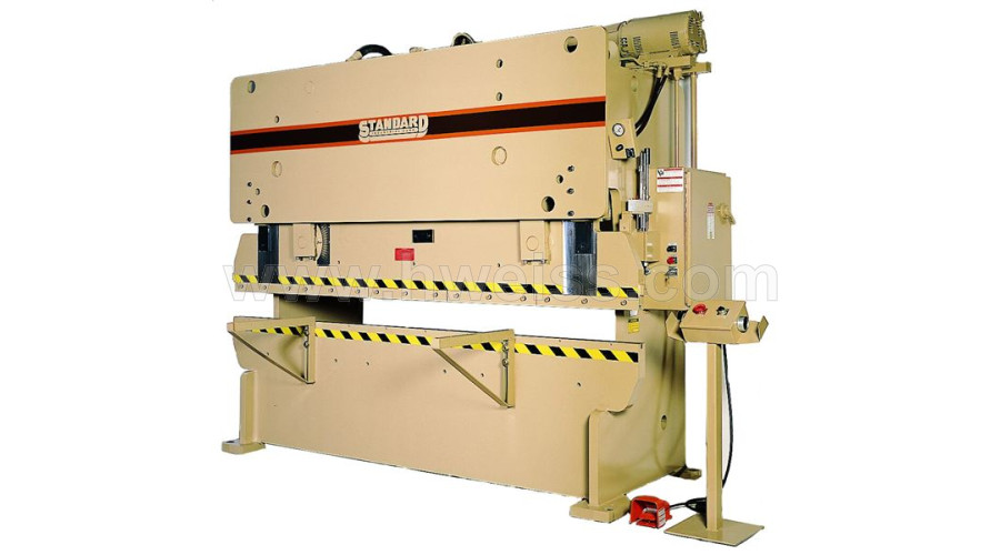 Standard Industrial AB100-12 Hydraulic Press Brake