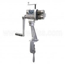 RW 0581 Bead/Crimp Machine with Ogee Bead & Crimping Rolls, Collar and Stand (24 Ga. Cap.)