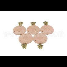 DD-17189 Duro Dyne Upper Weld Tip Plates - FG/RH/MACH