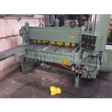 "Wysong 52"" x 12 Gauge Mechanical Shear"