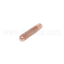 Dome Nose Tip - #2 Morse (5 RW) Taper - 2-1/2 Inch Long