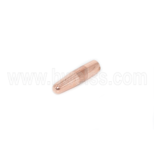 Pointed Nose Tip - #2 Morse (5 RW) Taper - 3 Inch Long