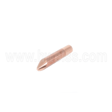 Offset Nose Tip - #1 Morse (4 RW) Taper - 2-1/2 Inch Long