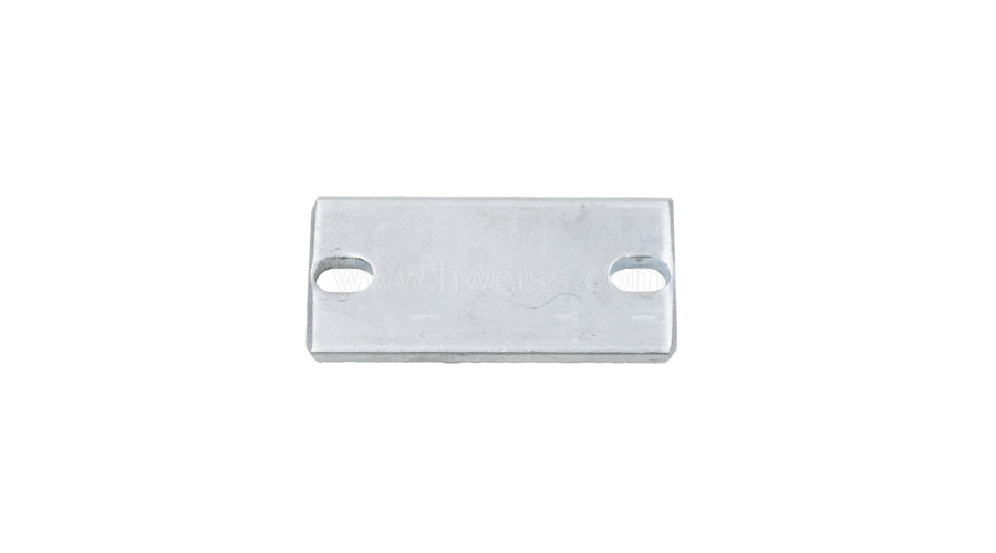 DD-17272 Feed Channel Plate (Order New Part No. 17348)