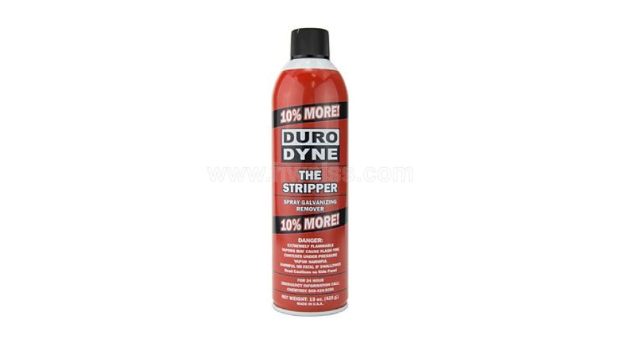 Duro Dyne STRIPPER Galv Remover (12 - 14 oz. Cans) *****CAN ONLY SHIP UPS GROUND*****
