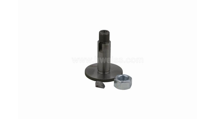 F-11-026 Knurl Roll with Hardware (Flagler Flanging Attachment)