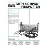 MFPT Compact Pinspotter